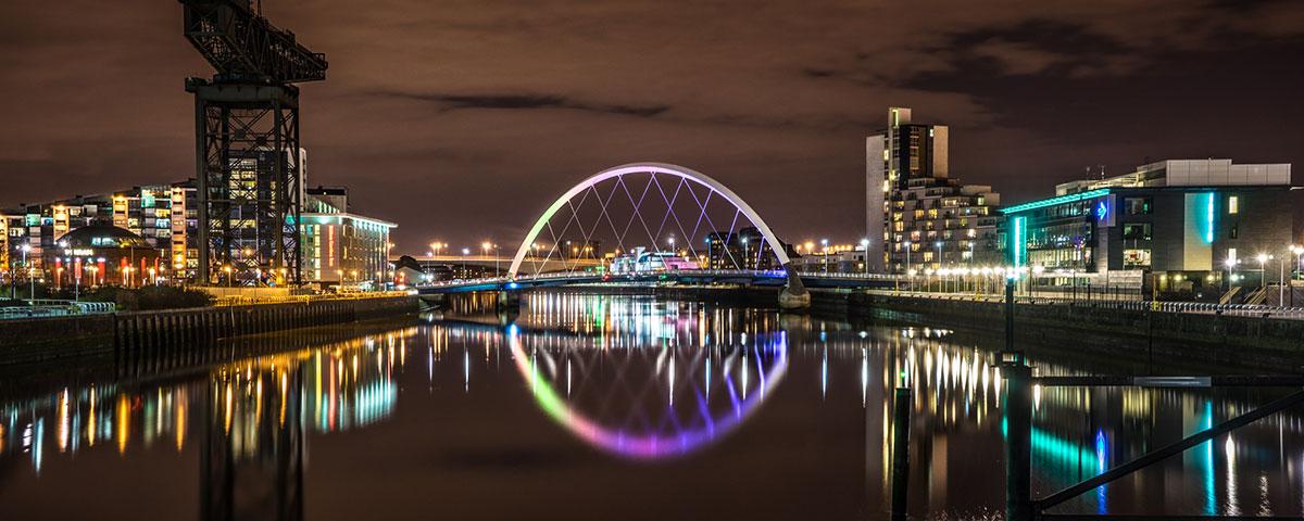 Landscape of Glasgow